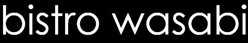 Bistro Wasabi